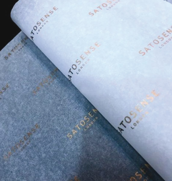 Papier blanc impression en semi